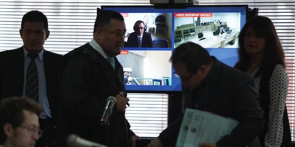 Caso Sobornos: Esta sería la supuesta estructura criminal de Rafael Correa y 20 procesados más