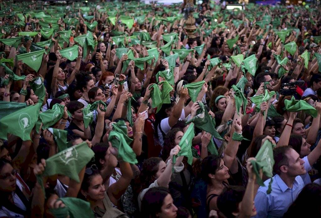 Aborto manifestación Argentina