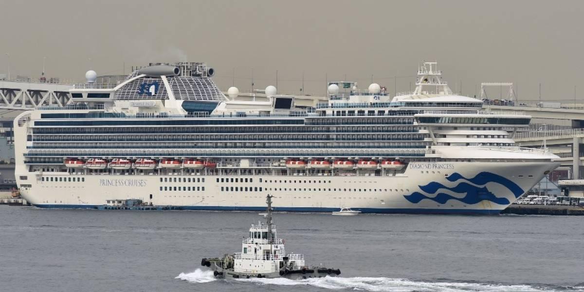 El coronavirus sigue sin control en Diamond Princess: Japón confirma 13 nuevos contagiados