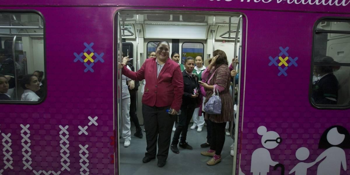 Alarma red de acosadores sexuales en el Metro