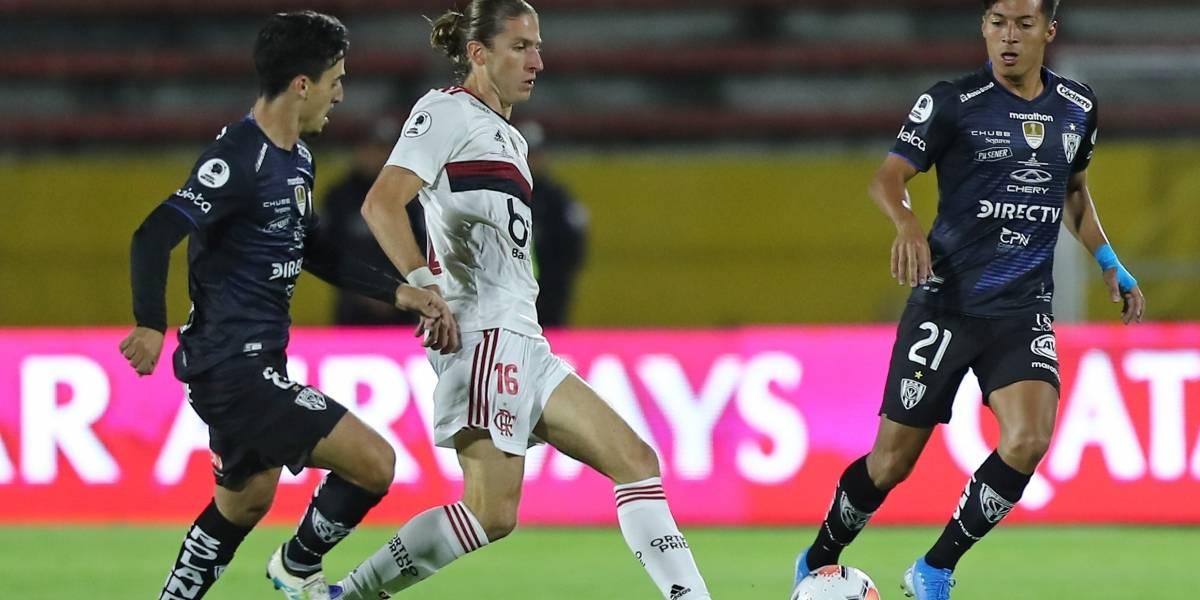 ¿Habrá 'Maracanazo'? Los 'Rayados' empatan 2-2 ante el Fla y se definirá la Recopa Sudamericana en Brasil