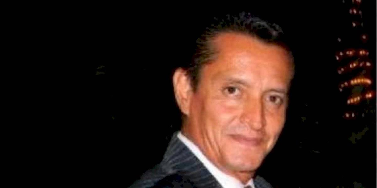 Rescatan con vida al periodista Adrián Fernández