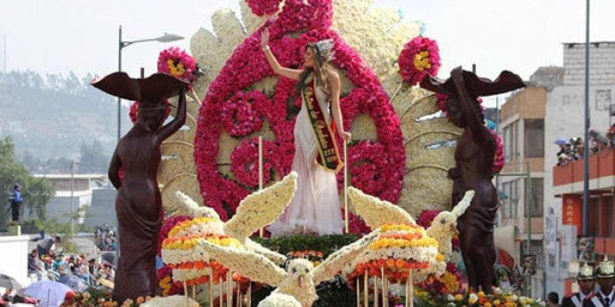 ¡Prohibido! Ni agua, ni espuma, harina o huevos en las Fiestas de Ambato por Carnaval
