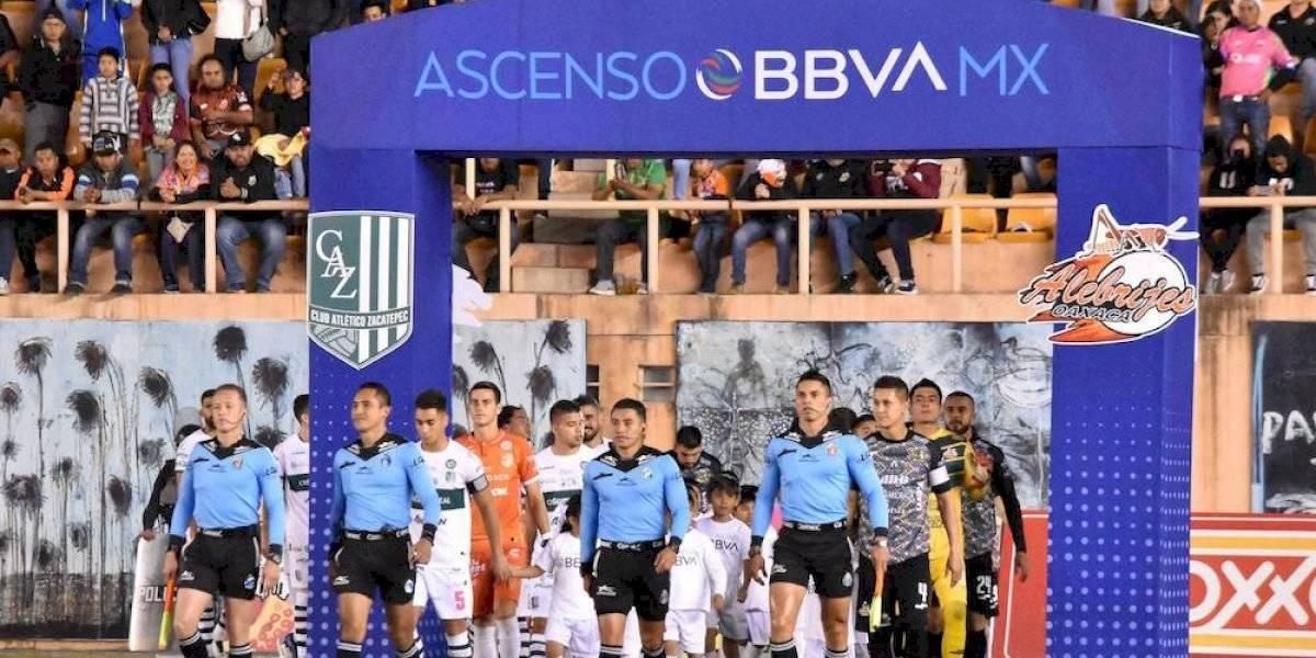 Ascenso se suspenderá durante cinco años en el futbol mexicano