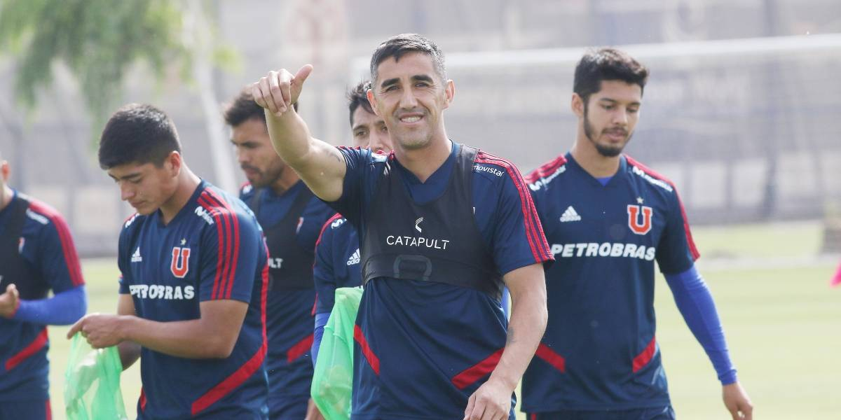 En la U siguen esperando a Rocky y Caputto dejaría en la banca a Henríquez para enfrentar a Coquimbo