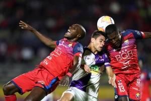 El Nacional vs Fénix: 'Nachito' no pudo remontar y se despide de la Sudamericana