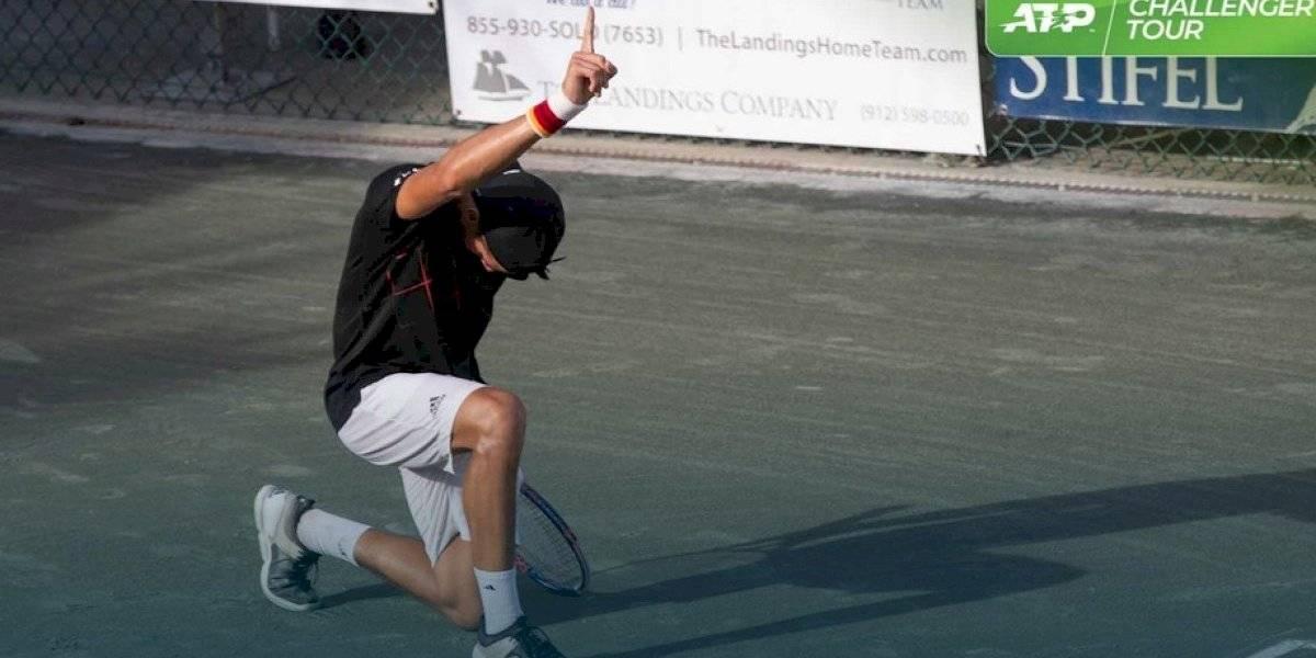 """Garin va por las semis del ATP de Río ante el argentino que quiso cambiarse el apellido y que celebra a lo """"Matador"""" Salas"""