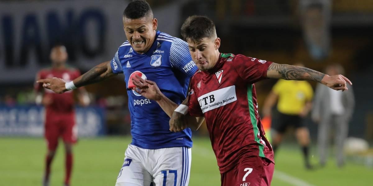 Always Ready vs. Millonarios: los embajadores, obligados a estar a la altura en la Copa Sudamericana