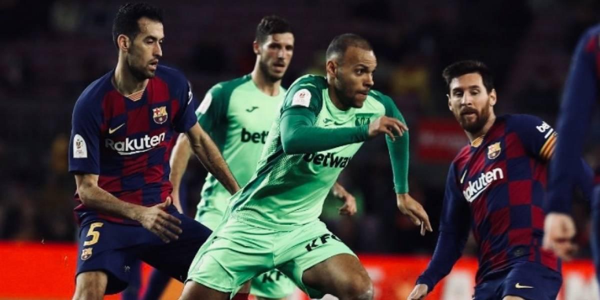 """Soy un delantero inteligente"": Martin Brathwaite, nuevo delantero del FC Barcelona"