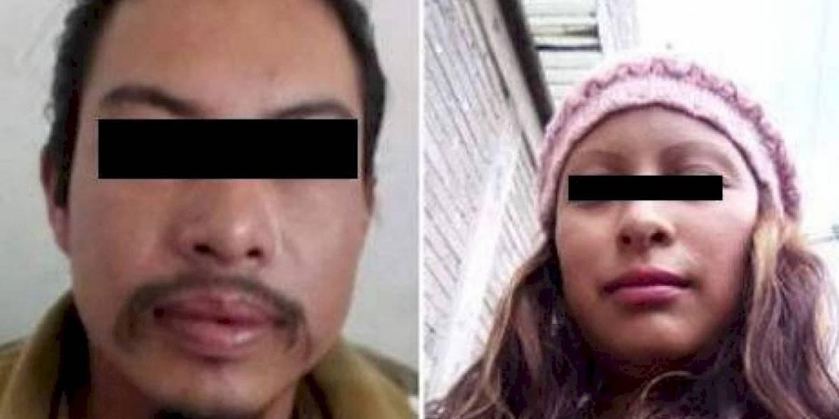Mataron a Fátima porque esposo, de mujer que la secuestró, quería una niña de novia