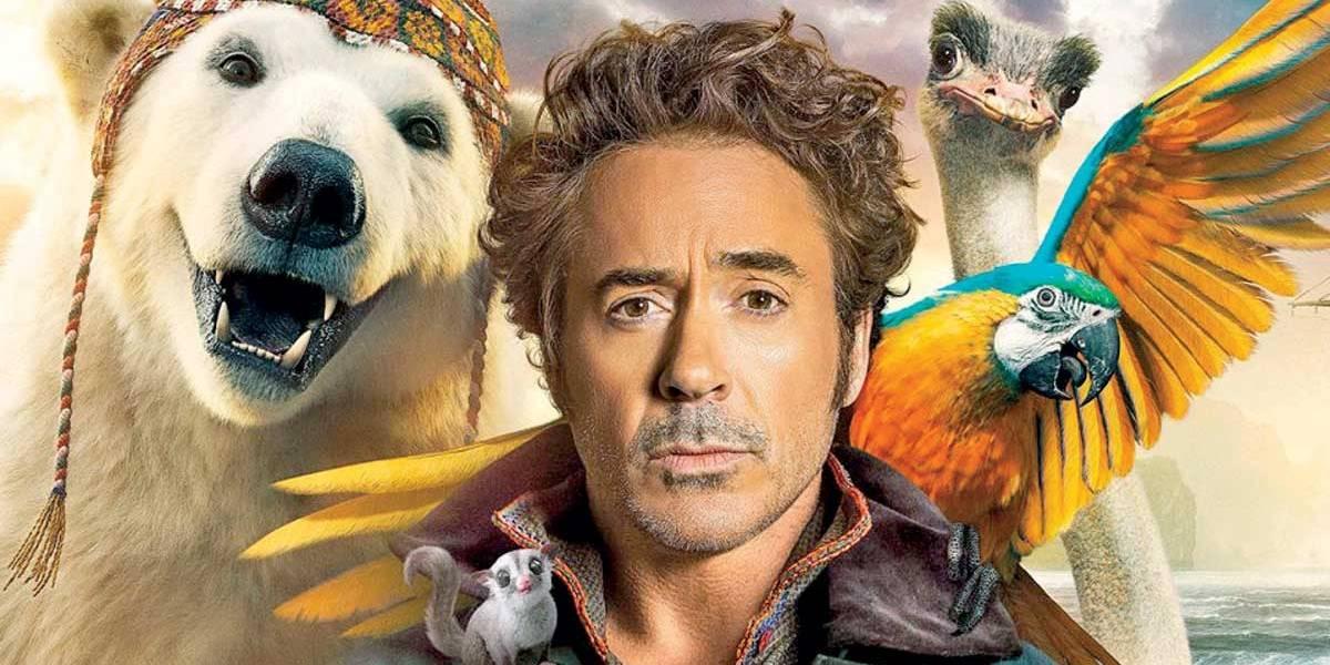 'Dolittle': Robert Downey Jr. assume papel que já foi de Eddie Murphy em nova franquia