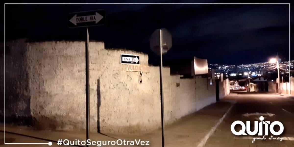 Las calles del sector El Inca en Quito cambiaron de sentido