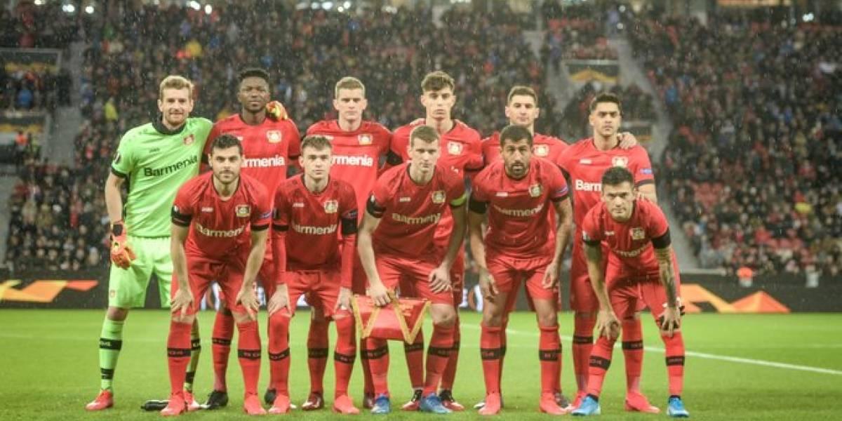 Con Charles Aránguiz de vuelta y protagonista: Bayer Leverkusen derrotó a Porto por Europa League