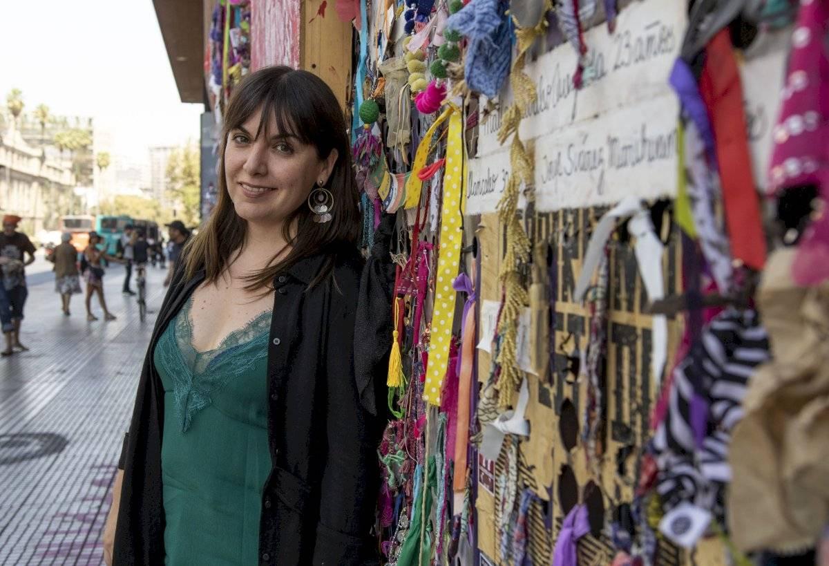 Pamela López GAM