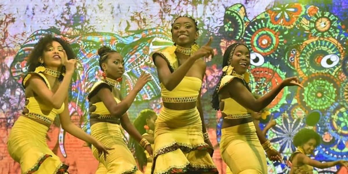 """Con la """"Fuerza Negra"""" llega África al Carnaval de Barranquilla"""