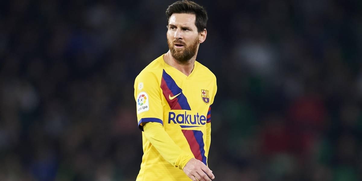 Lionel Messi revela su futuro