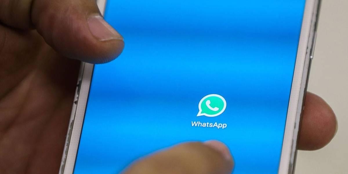 Nova atualização do WhatsApp para o sistema operacional Android