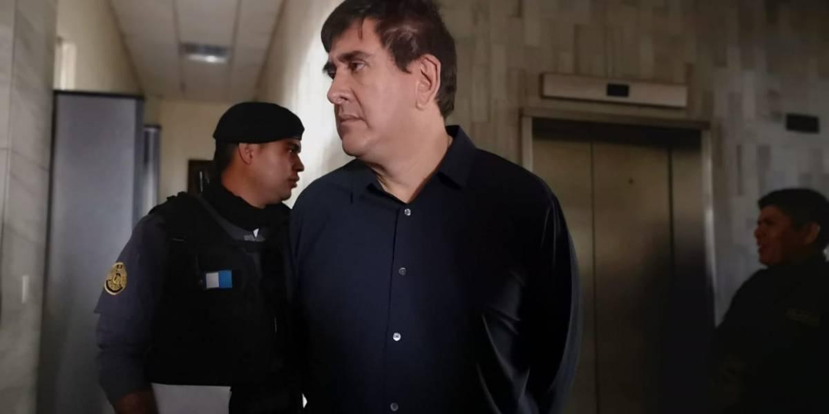 """Gustavo Alejos en Tribunales: """"Es inhumano el lugar donde me tienen"""""""