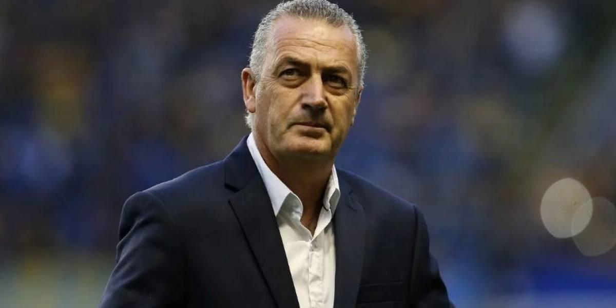 ¿Quién es Gustavo Alfaro, el posible nuevo entrenador de Chivas?