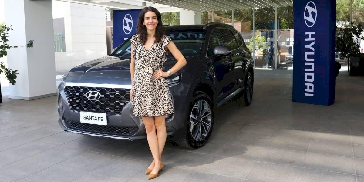 Hyundai suma a María Luisa Godoy como su nuevo rostro