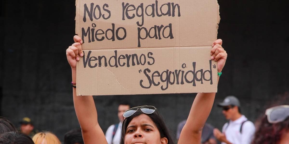 ¿Se unirá? Empieza convocatoria para un nuevo paro nacional en Colombia
