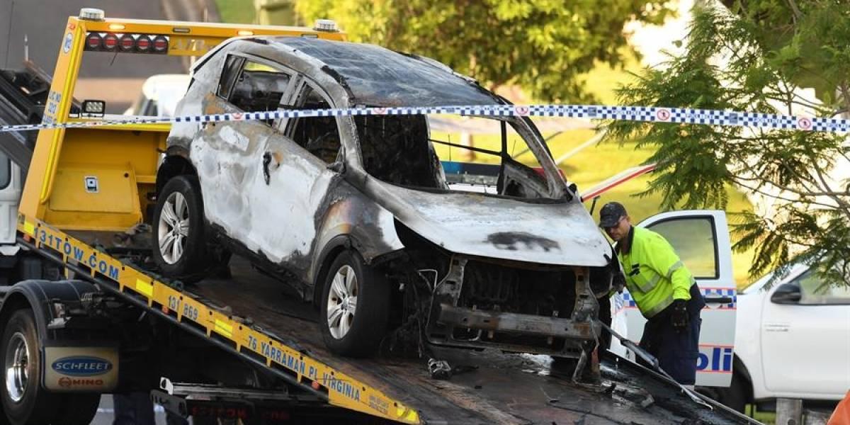 Jugador de rugby es acusado de quemar viva a su esposa y a sus tres hijos