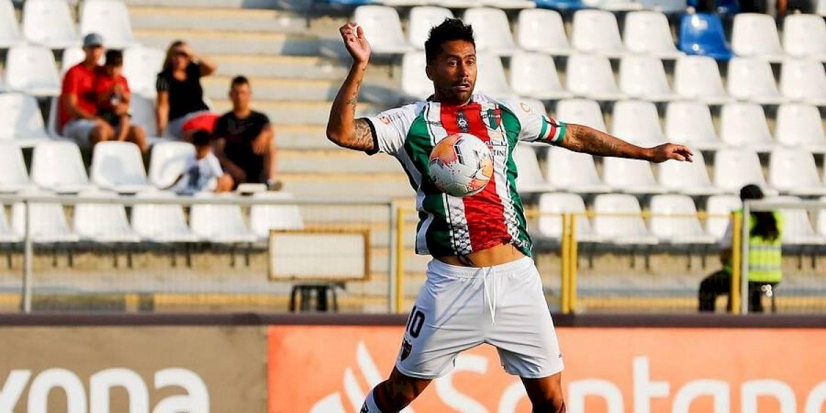 Palestino busca seguir con su racha ganadora en Libertadores sin Luis Jiménez
