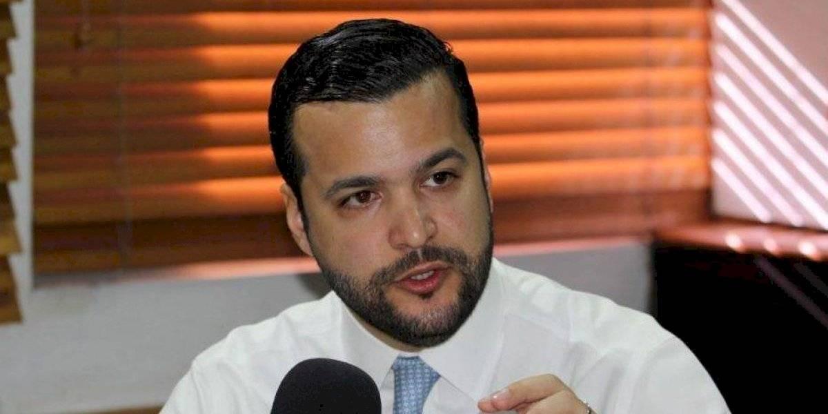 Rafael Paz expresa apoyo a jóvenes fueron dispersados con bombas lacrimógenas en JCE