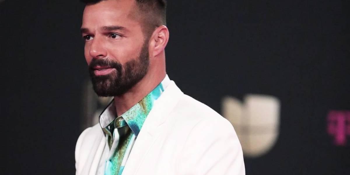Este es el guapísimo actor argentino con el que involucran a Ricky Martin