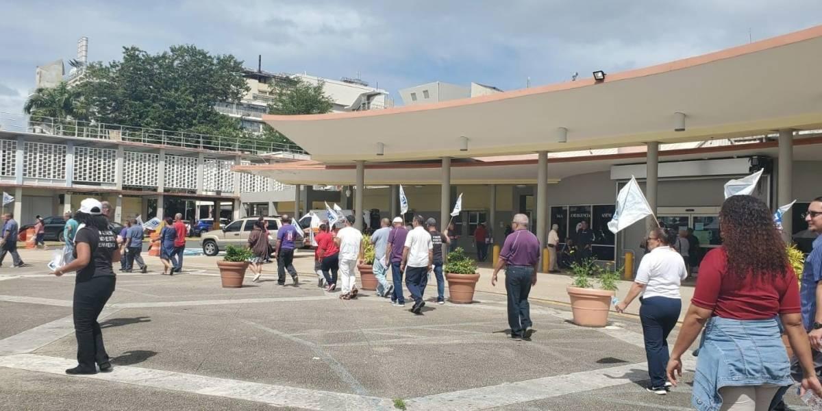 Centro Médico limita acompañantes de pacientes