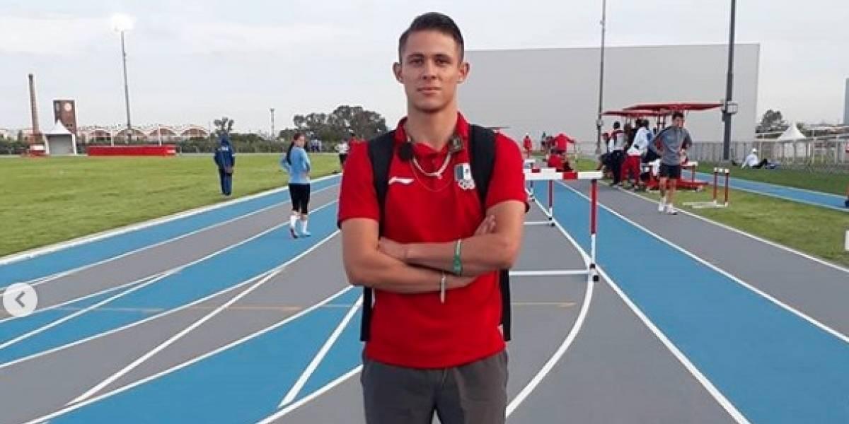 Detienen al asesino de atleta mexicano, luego de robarle su beca