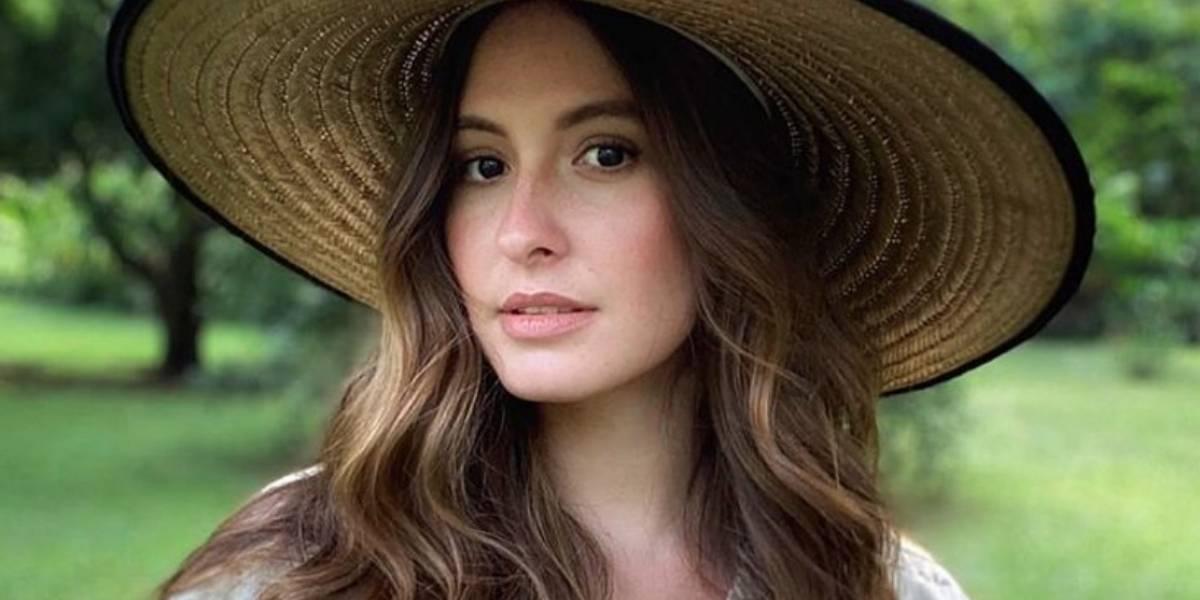 """Taliana Vargas se llevó todos los halagos en redes por sus fotos """"al natural"""""""