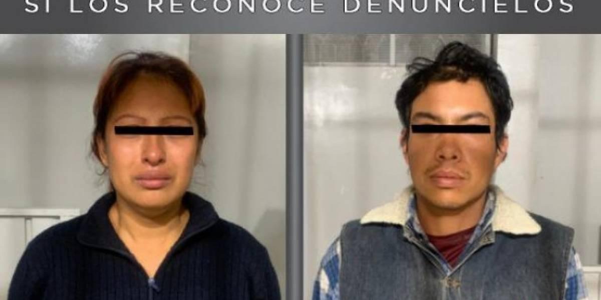 Detienen a los presuntos asesinos de la pequeña Fátima en México