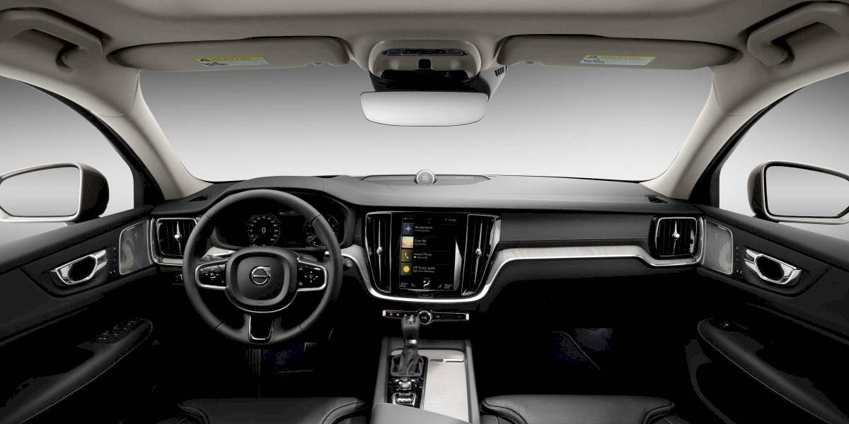 Volvo, premiado por el interior del V60 Cross Country