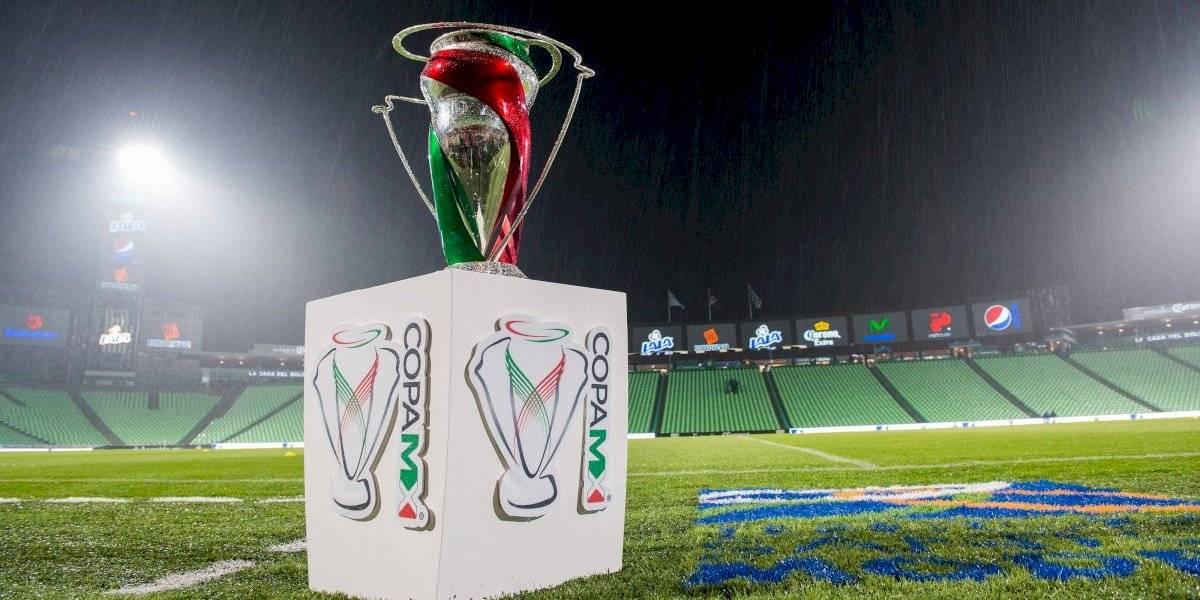 Horarios definidos para las semifinales de Copa MX