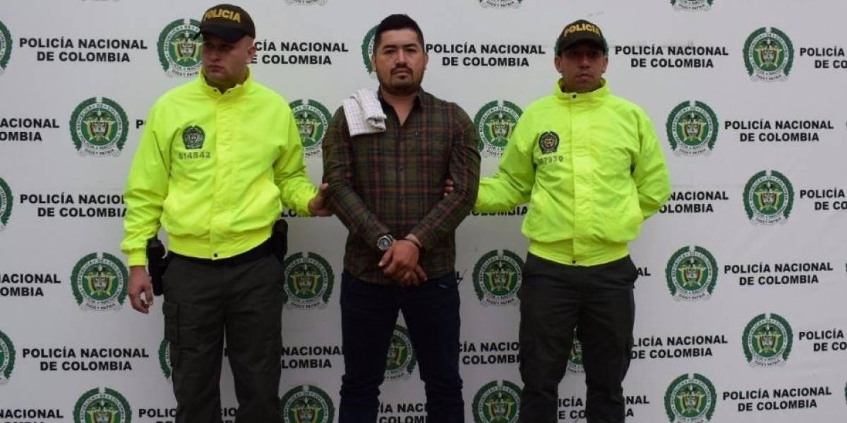 Capturaron a alias Contador, acusado de asesinar líderes sociales — NOTICIAS