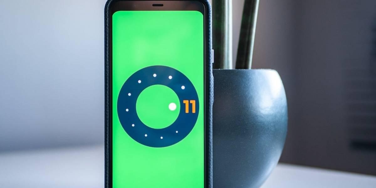 ¿Cuándo estará disponible Android 11?