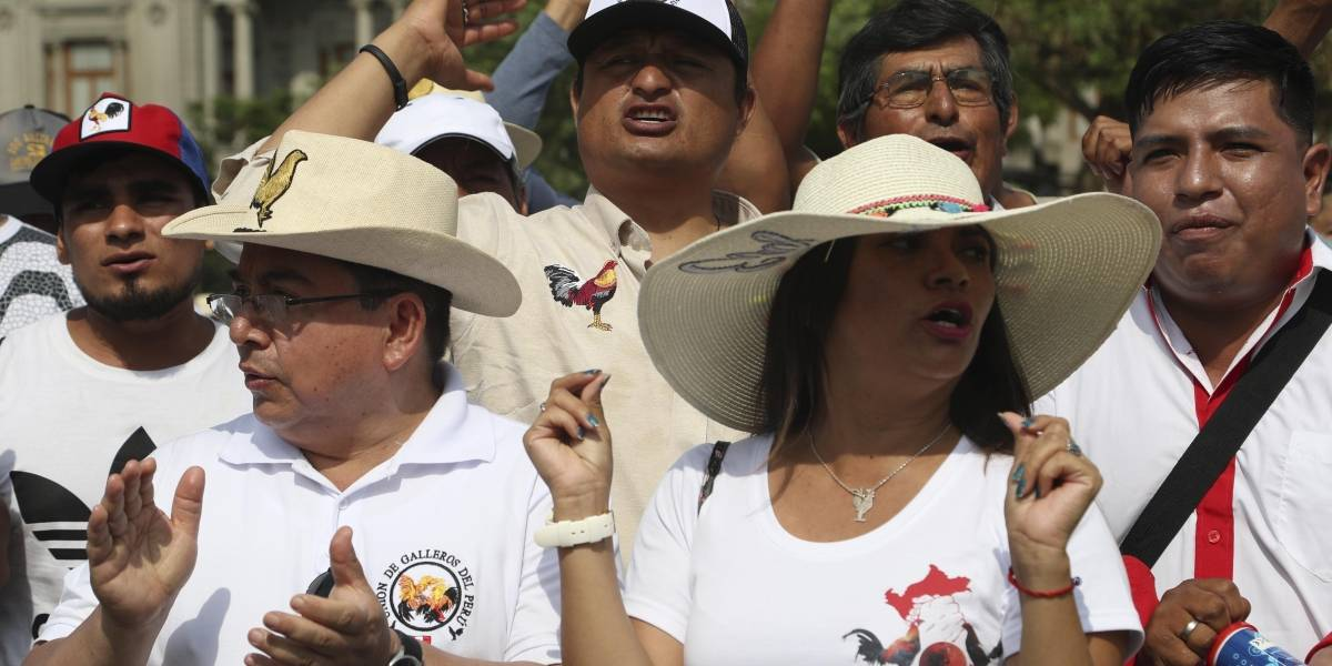 TC declaró constitucional estas actividades — Corridas de toros