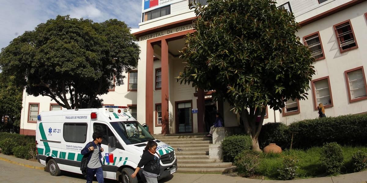 Buscan a pasajeros de bus que llegó a Viña del Mar por turista que murió de meningitis