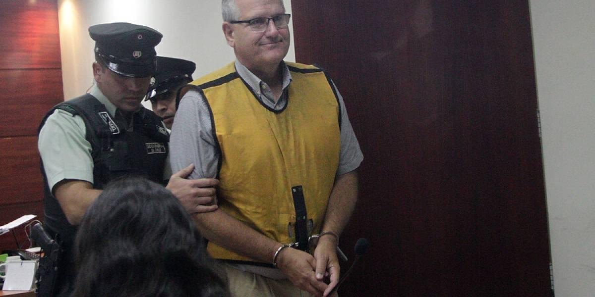 Peligro para la sociedad: John Cobin se mantendrá en prisión preventiva