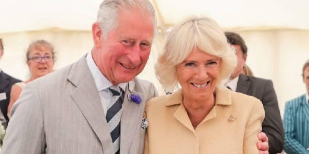 Camilla Parker revela difíciles momentos que vivió en su relación con el príncipe Carlos