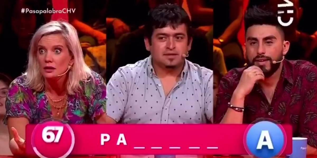 """Javiera Acevedo habla por primera vez sobre el deletreo de Kanela en """"Pasapalabra"""""""