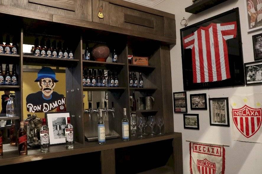 Bar inspirado en Don Ramón