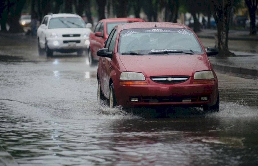 Lluvia en Guayaquil