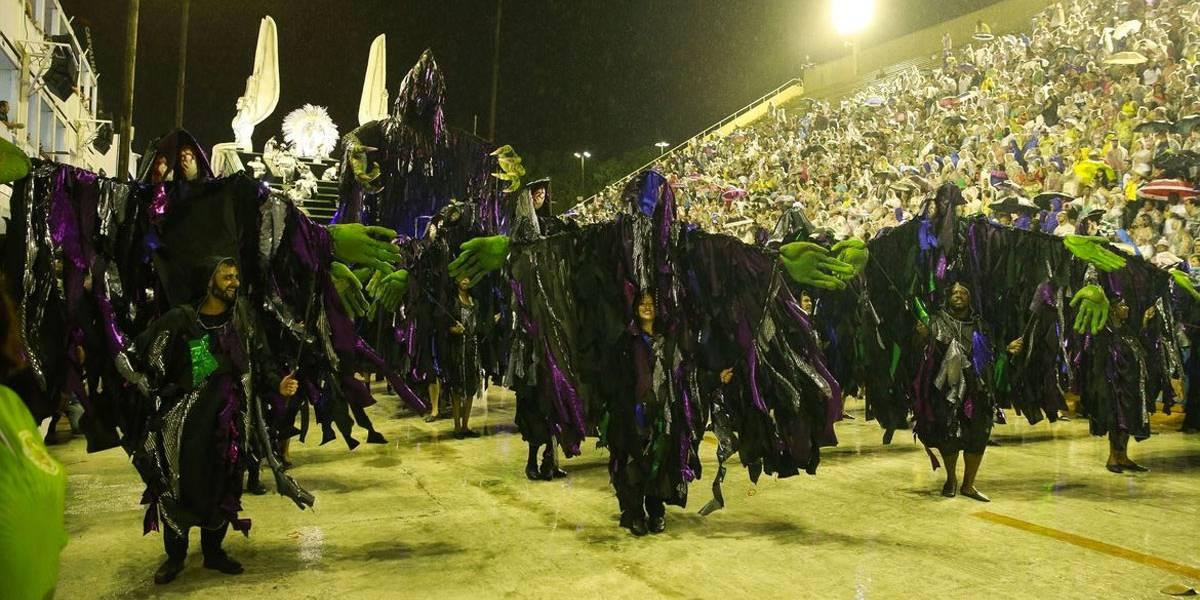 Escolas da série A desfilam neste sábado e domingo no Sambódromo do Rio