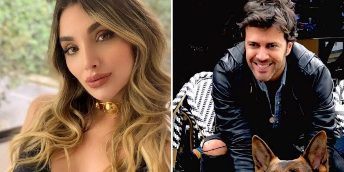 ¿Son pareja? Melina Ramírez habló de qué ocurre con el actor Juan Manuel Mendoza