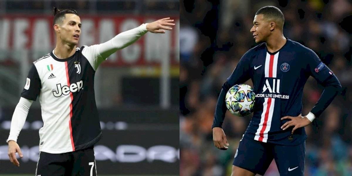 Cristiano ve a Mbappé como el mejor del mundo en los próximos años
