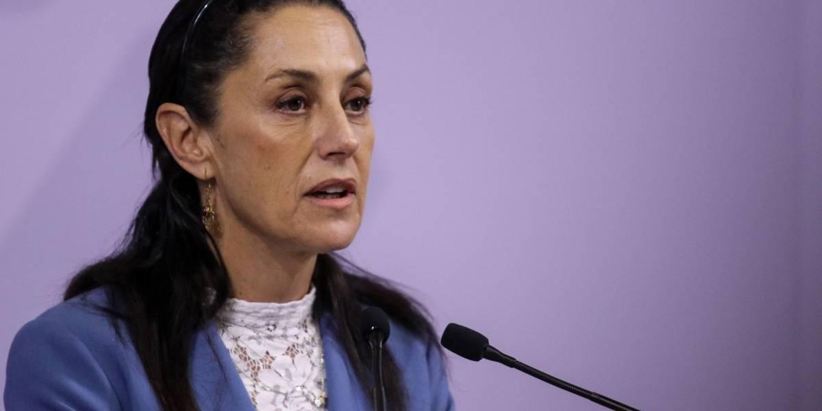 Ordena Sheinbaum no sancionar a trabajadoras de CDMX que se unan al paro