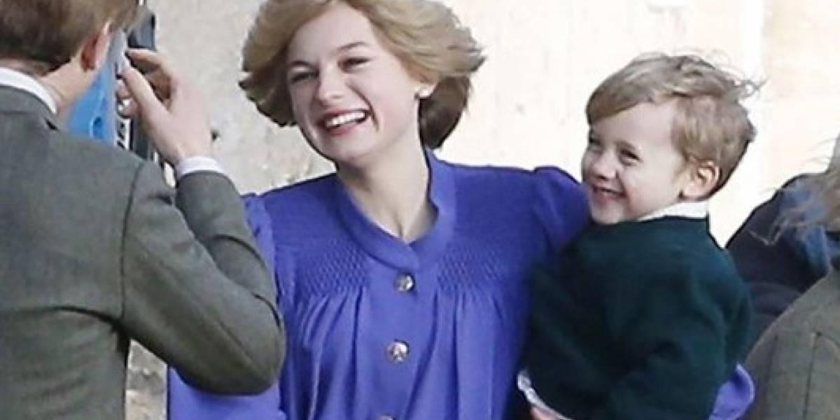 Así se verá la princesa Diana en la cuarta temporada de The Crown