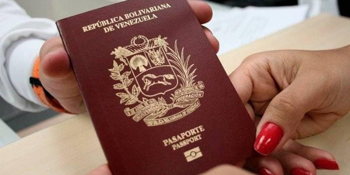 Ecuatoriana-venezolana está atrapada en Venezuela por trámites